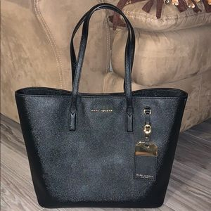 Marc Jacobs Sidekick Colorblock Leather tote